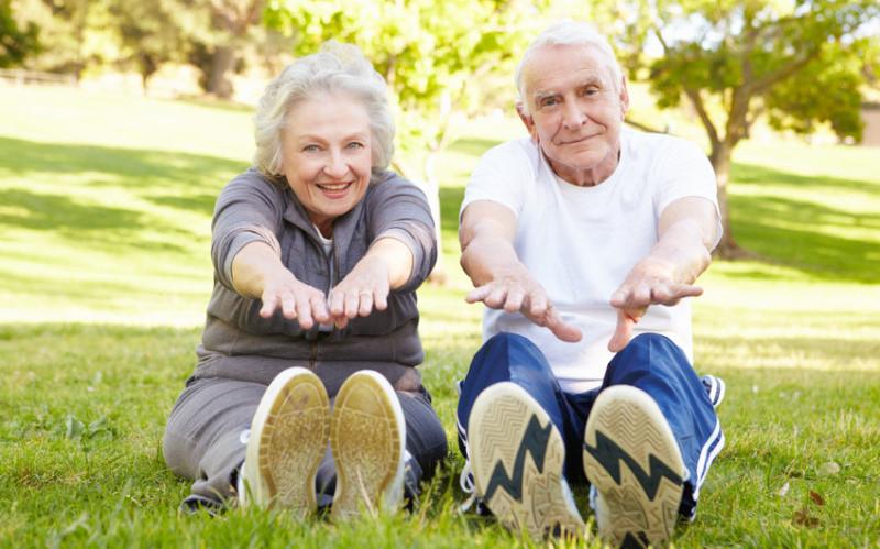 fizicka aktivnost kod starijih osoba